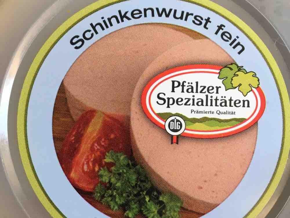 Original Pfälzer Schinkenwurst fein von KaiWin   Hochgeladen von: KaiWin