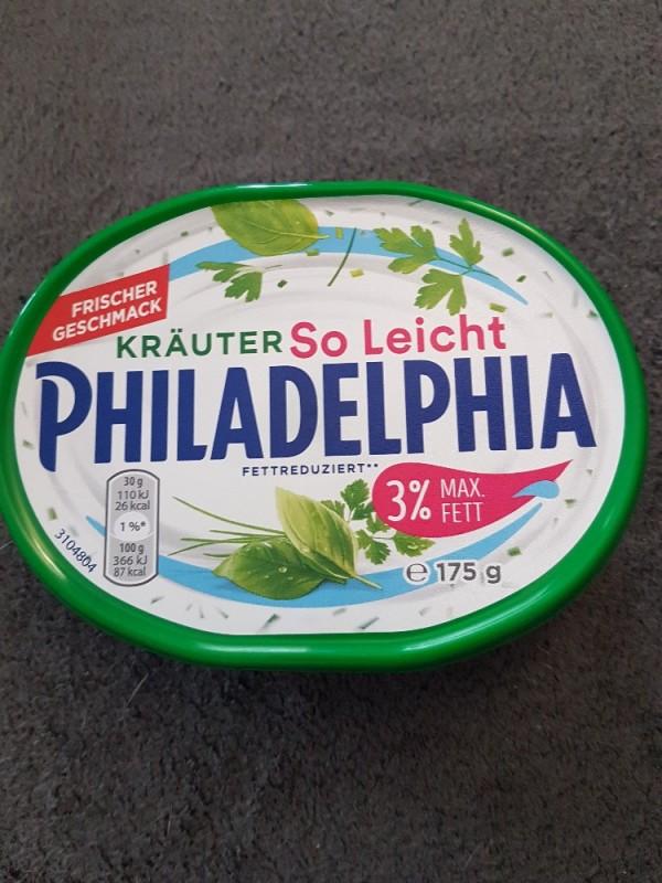Philadelphia Kräuter, So Leicht 3% von Tribi | Hochgeladen von: Tribi