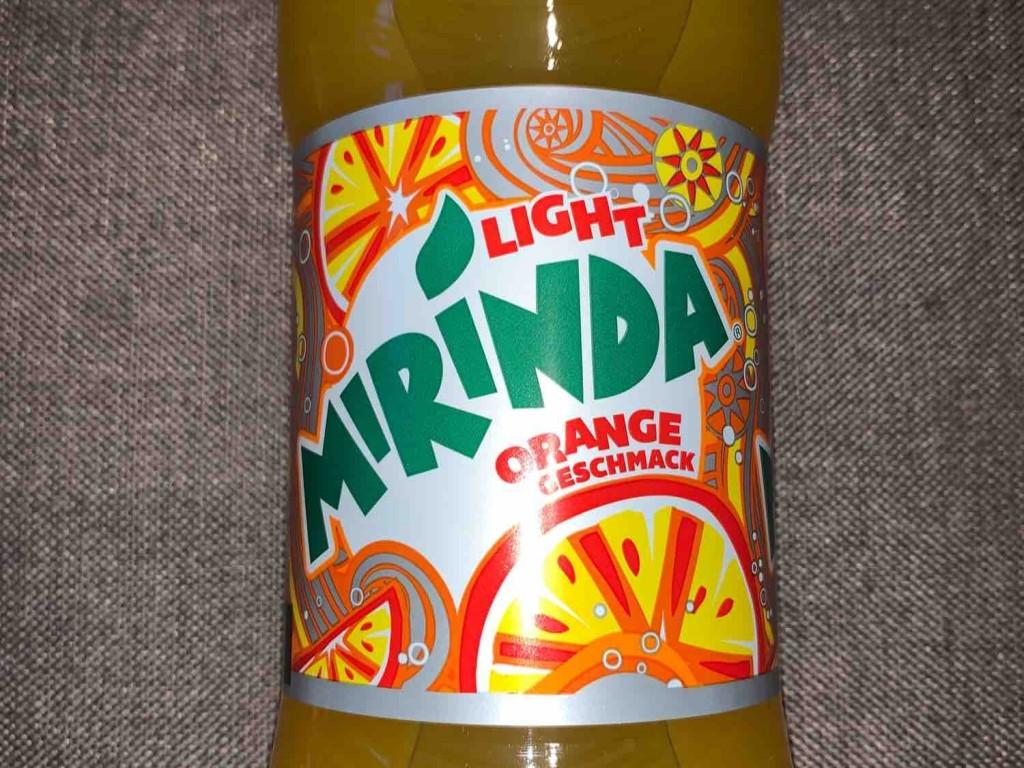 mirinda Light, Orange von Chrischel | Hochgeladen von: Chrischel
