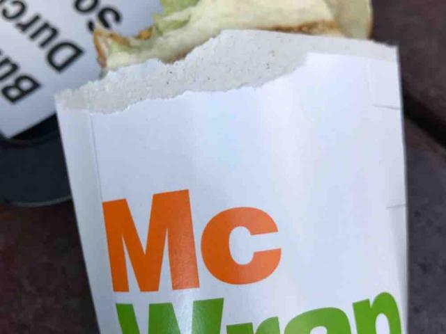 Mc Wrap Chicken Spezial von Zen Performance   Hochgeladen von: Zen Performance