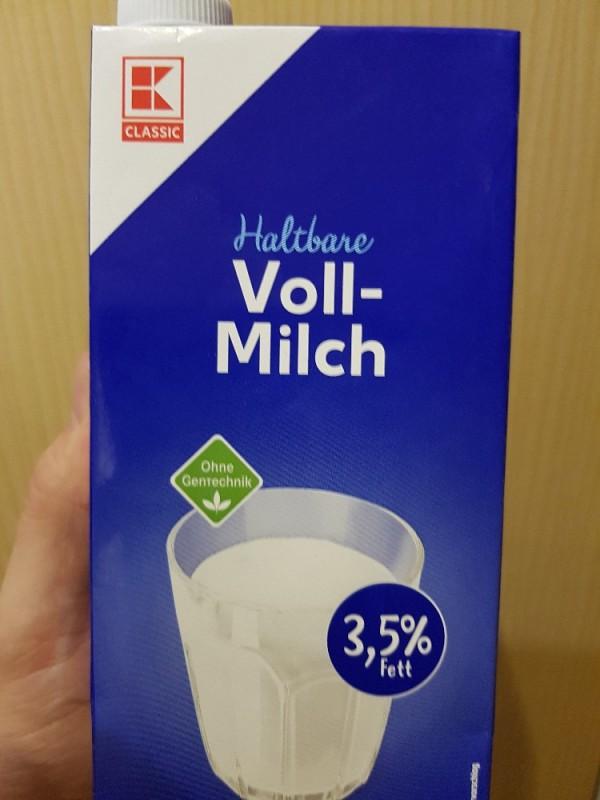 Haltbare Vollmilch, Milch 3,5 Prozent Fett von Buennigarts   Hochgeladen von: Buennigarts