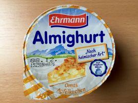 Almighurt Omas Apfelkuchen | Hochgeladen von: sternentheater