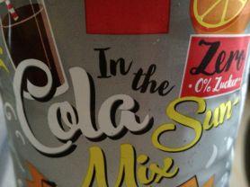 Cola Sun-Mix Zero, Cola-Orange | Hochgeladen von: haraldhi