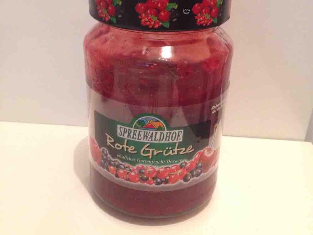 Rote Grütze, Gartenfrucht von Lucindra | Hochgeladen von: Lucindra