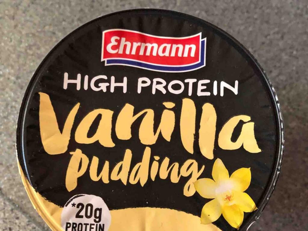 High Protein Vanilla Pudding von Globox   Hochgeladen von: Globox