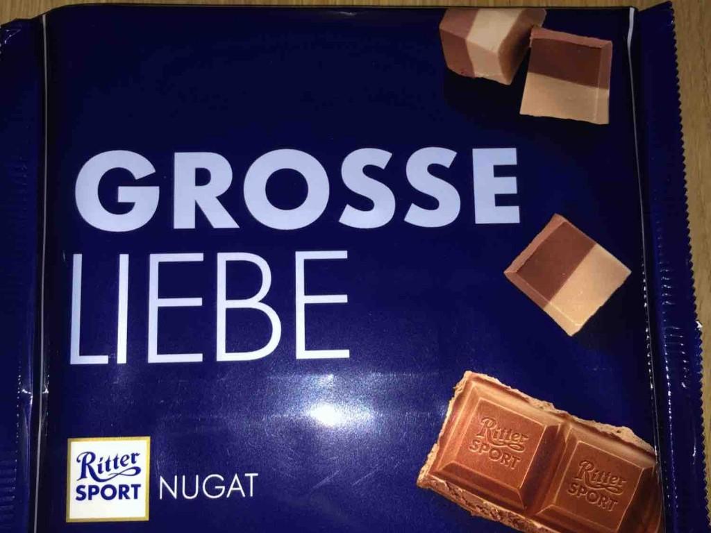Ritter Sport Grosse Liebe von 19spetry86   Hochgeladen von: 19spetry86