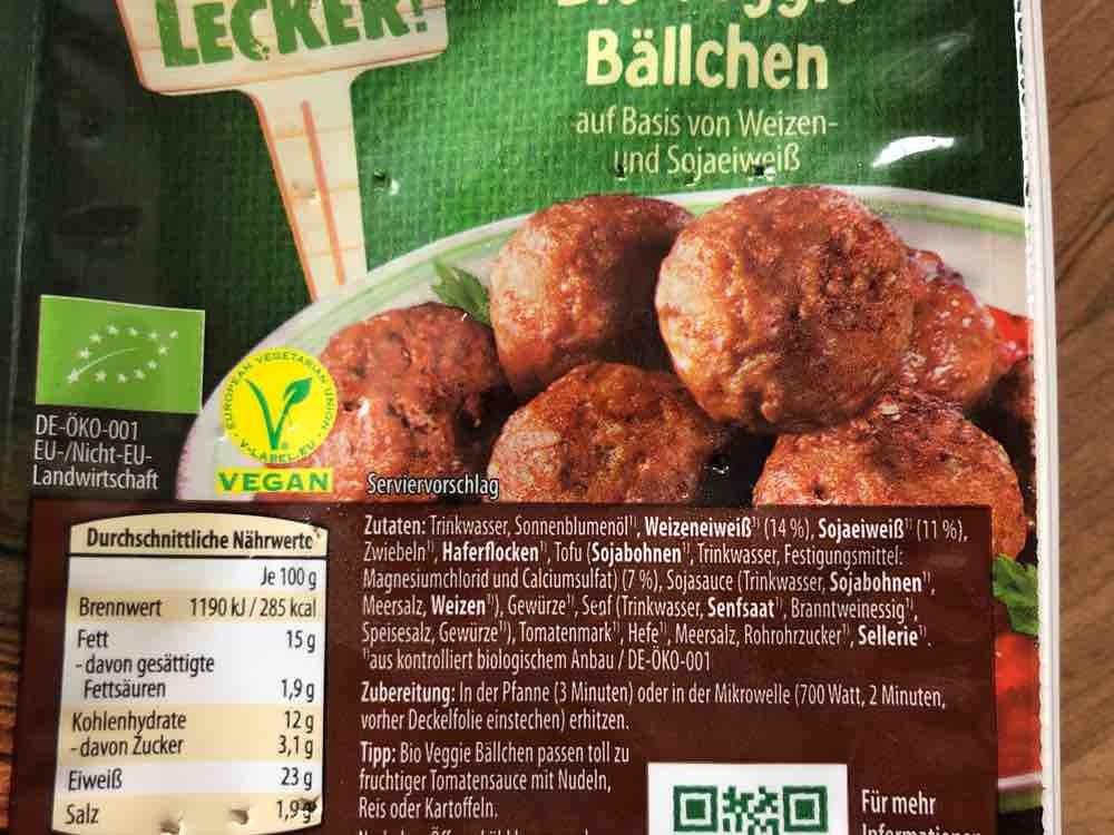 bio Veggie Bällchen von Sascha192 | Hochgeladen von: Sascha192