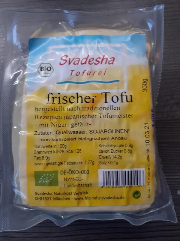 Svadesha, frischer Tofu von Dea   Hochgeladen von: Dea