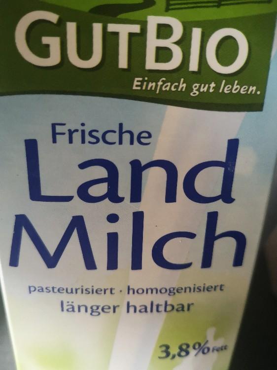 Frische Landmilch 3,8 % Fett von Merkaba | Hochgeladen von: Merkaba
