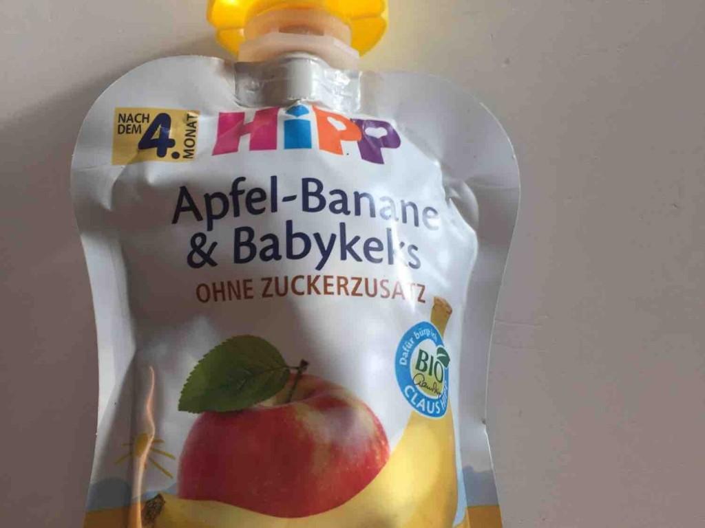 Apfel  Banane  babykeks  von karimedana867 | Hochgeladen von: karimedana867