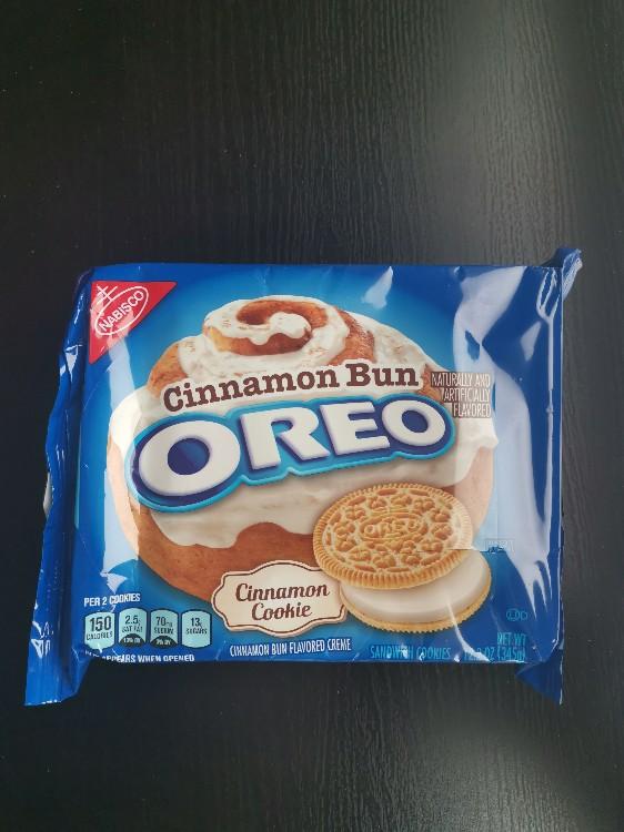 Oreo, Cinnamon Bun von cpaul90502   Hochgeladen von: cpaul90502