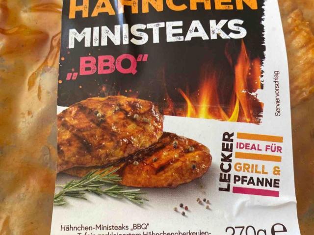 Hähnchen Ministeaks, BBQ von ankeborde73   Hochgeladen von: ankeborde73