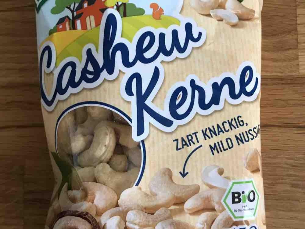 Biofarm Cashew Kerne, Quelle für Magnesium ? zart knackig, mild nussig von OzeanWal | Hochgeladen von: OzeanWal