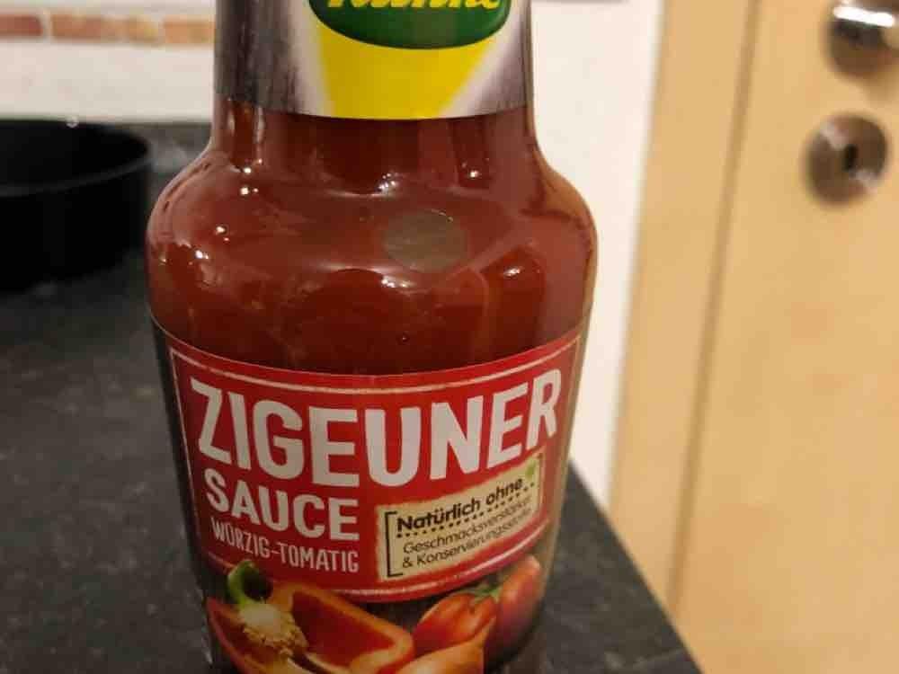 Zigeuner Sauce, würzig-tomatig von EdeGZ   Hochgeladen von: EdeGZ