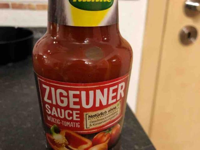 Zigeuner Sauce, würzig-tomatig von EdeGZ | Hochgeladen von: EdeGZ