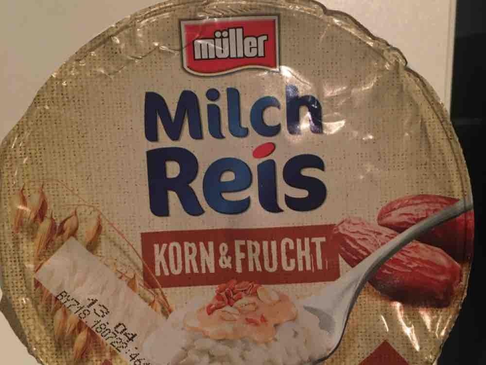 Milchreis, Hafer Leinsaat Dattel von quan4791473 | Hochgeladen von: quan4791473