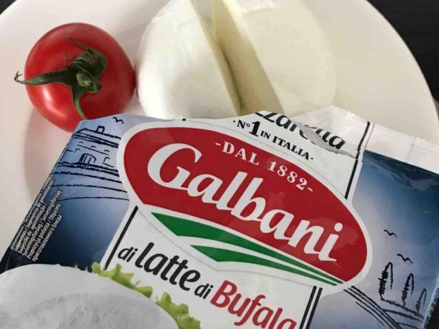 Galbani Mozzarella di latte di Bufala, Büffelmozzarella von Cloudyne  | Hochgeladen von: Cloudyne