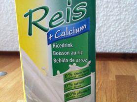 Reismilch + Calcium, natur | Hochgeladen von: kleinerfresssack