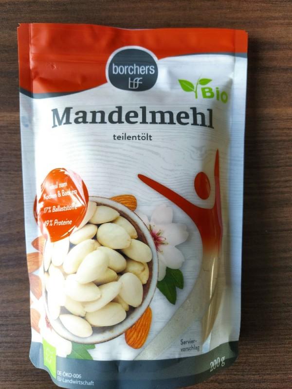 Mandelmehl, teilentölt von kleineEla | Hochgeladen von: kleineEla