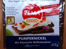 Pumpernickel, das klassische Delikatessbrot | Hochgeladen von: wuschtsemmel