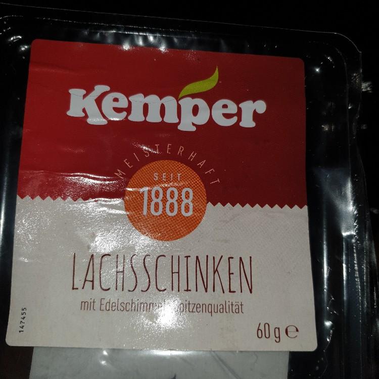 Kemper Lachsschinken Edelschimmel von Weisheitszahn74 | Hochgeladen von: Weisheitszahn74