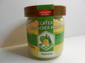Bihophar Echter Deutscher Honig Rapshonig Kalorien Brotaufstrich