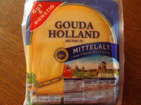 Gouda Holland 48% Fett i.Tr. | Hochgeladen von: nana13