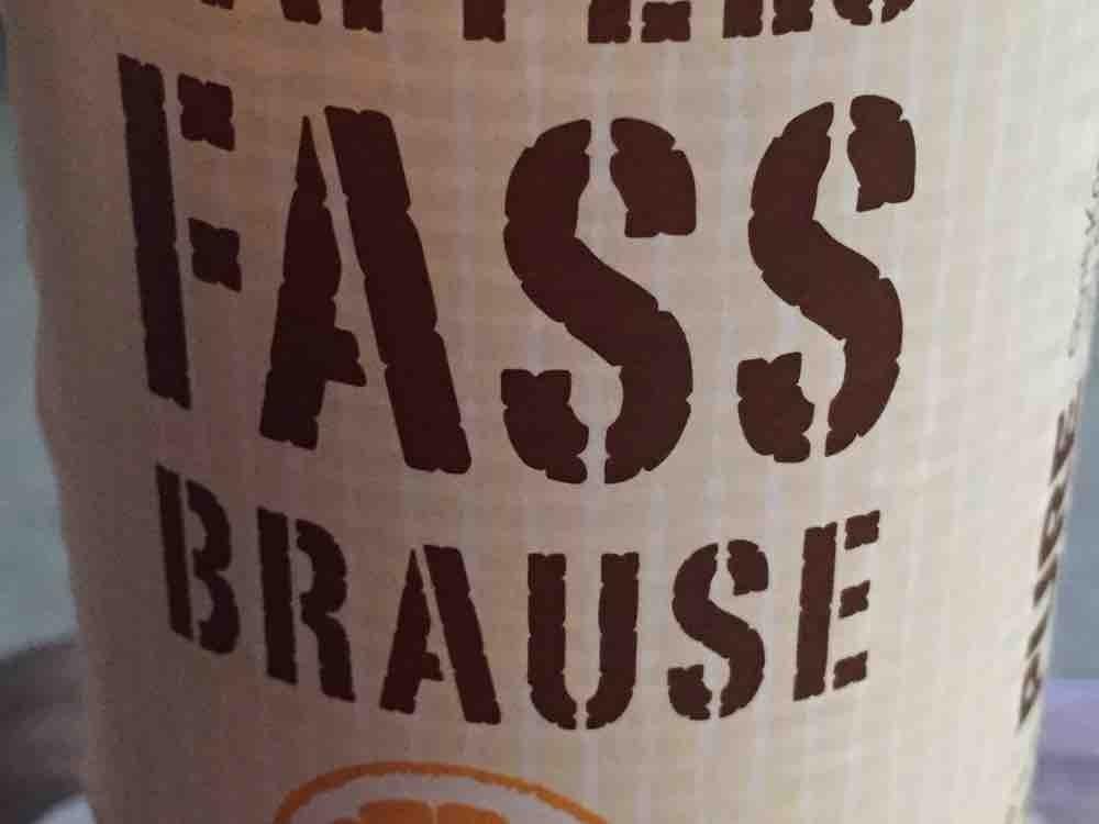 Fassbrause, Orange von blackbeard2007 | Hochgeladen von: blackbeard2007