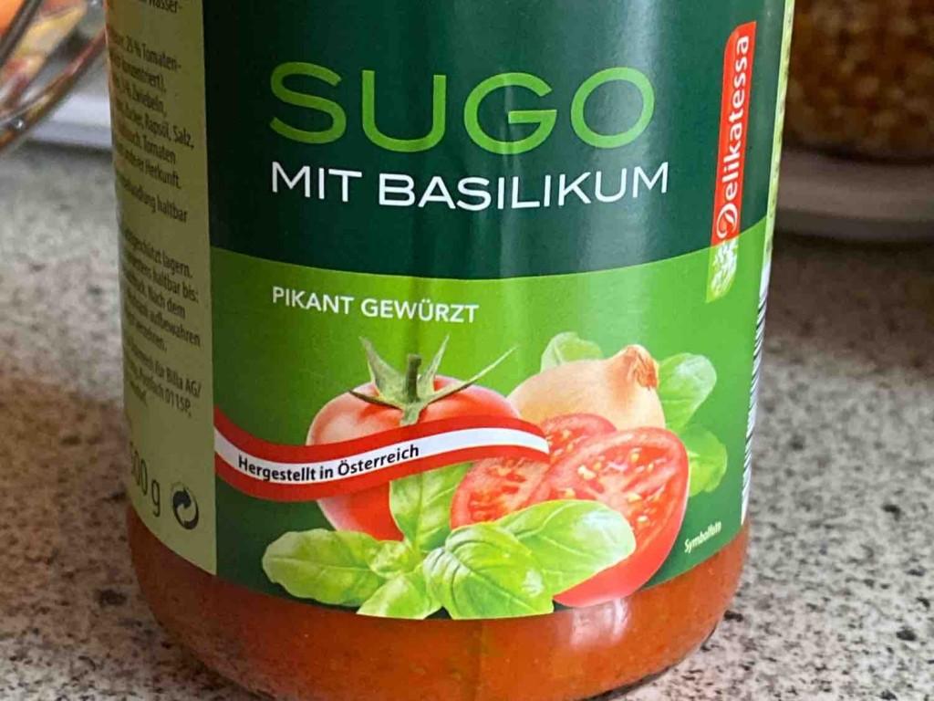 Sugo mit Basilikum von Cristian15 | Hochgeladen von: Cristian15