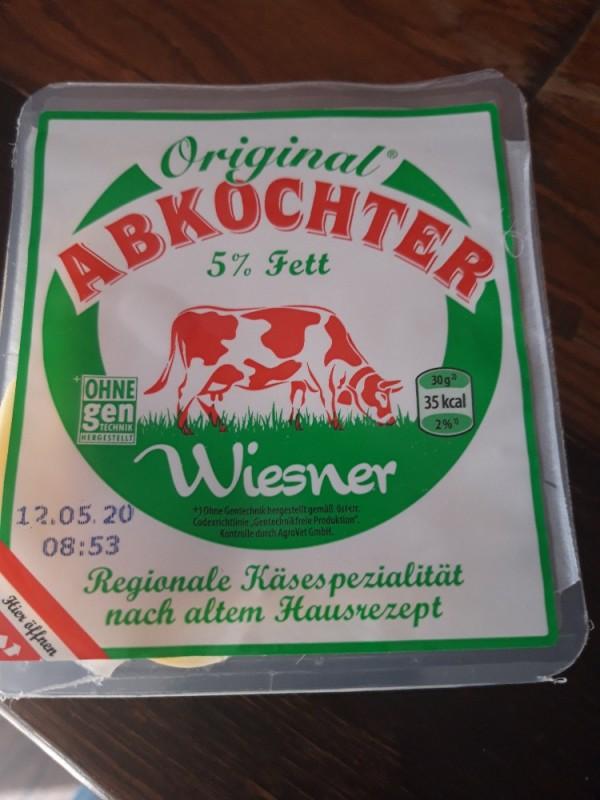 Original Abkochter, 5% Fett von hudoc | Hochgeladen von: hudoc