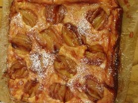 Apfel-Käsekuchen selbergemacht   Hochgeladen von: Mystera