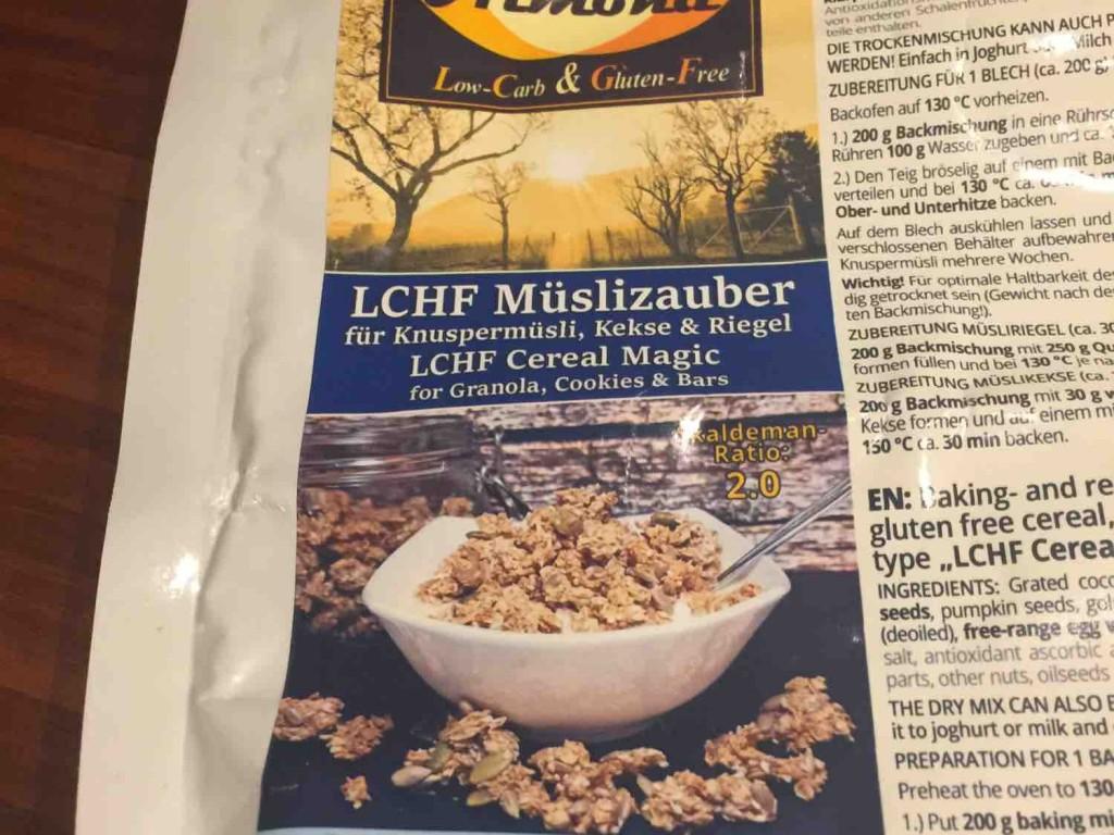 LCHF (Knusper-) Müslizauber von fraugucci | Hochgeladen von: fraugucci