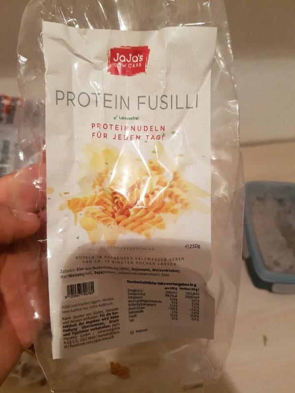 Protein Fusilli von kalle88   Hochgeladen von: kalle88