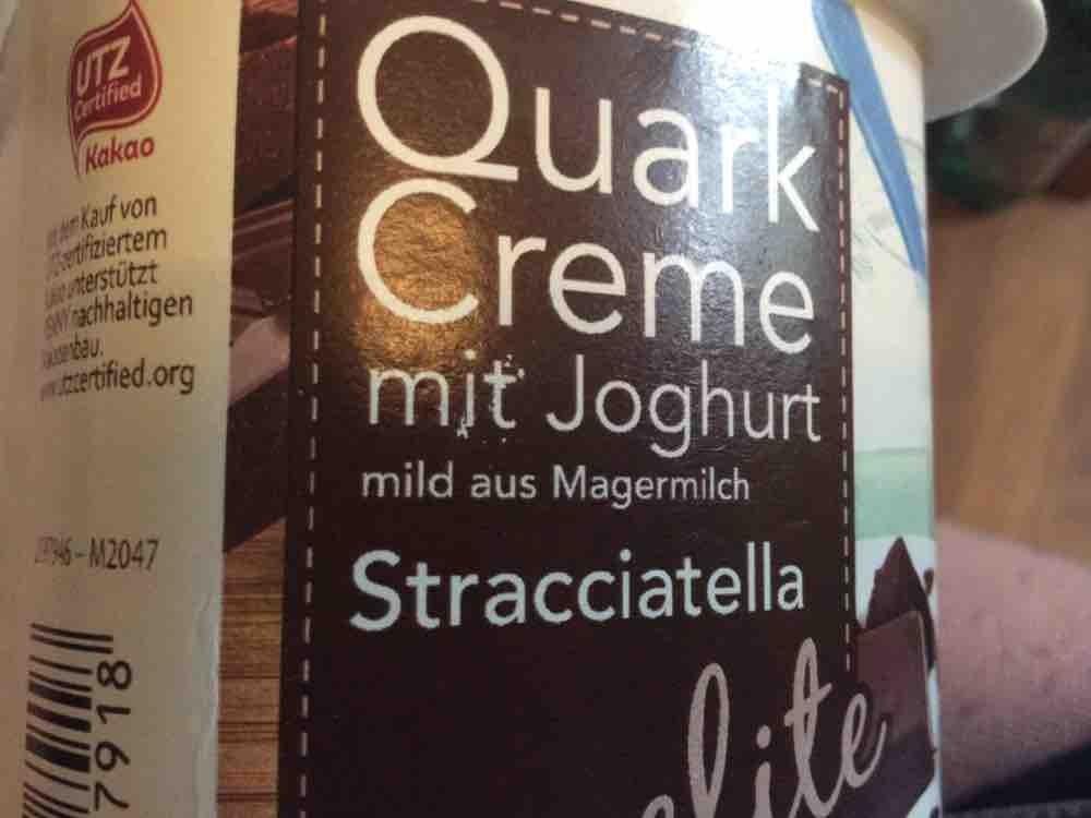 Quark Creme mit Joghurt, Stracciatella von Lillykim   Hochgeladen von: Lillykim