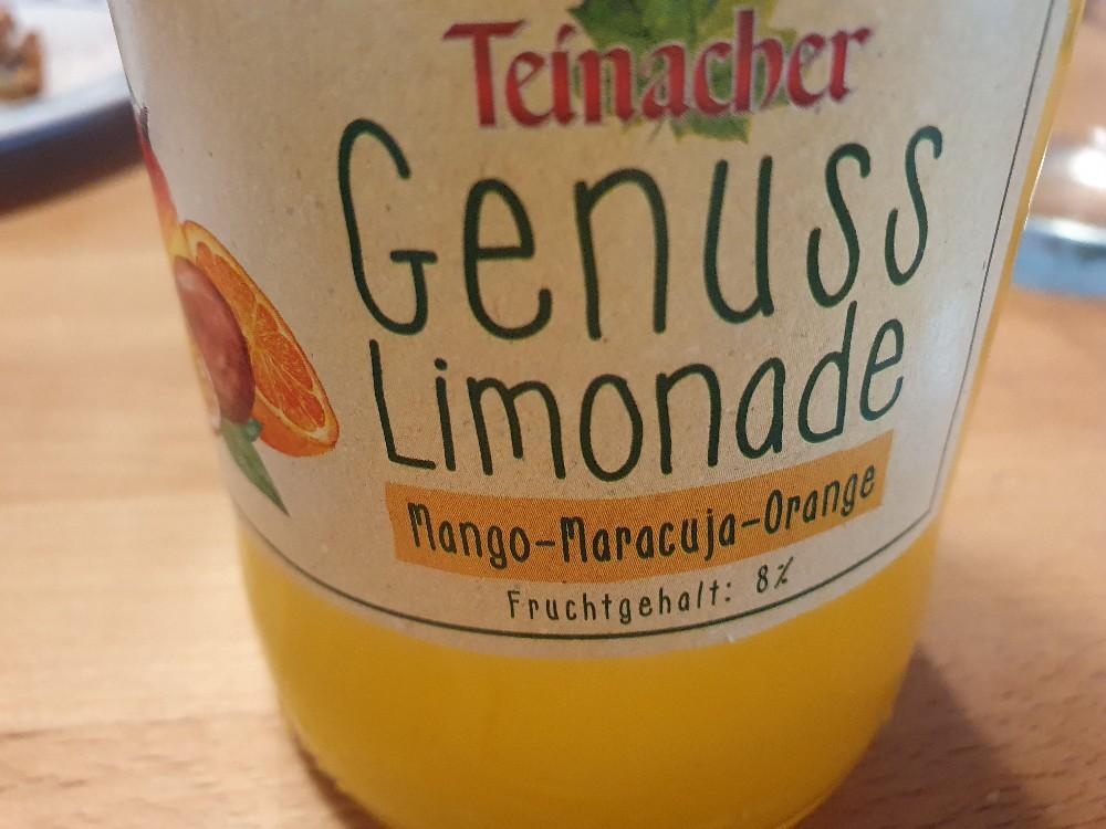 Genuss Limonade Mango Maracuja Orange von StephieE | Hochgeladen von: StephieE