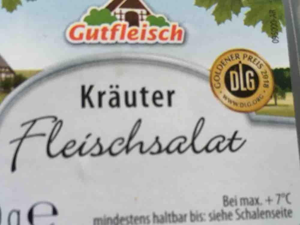 Gutfleisch Kräuter Fleischsalat von ChrW | Hochgeladen von: ChrW
