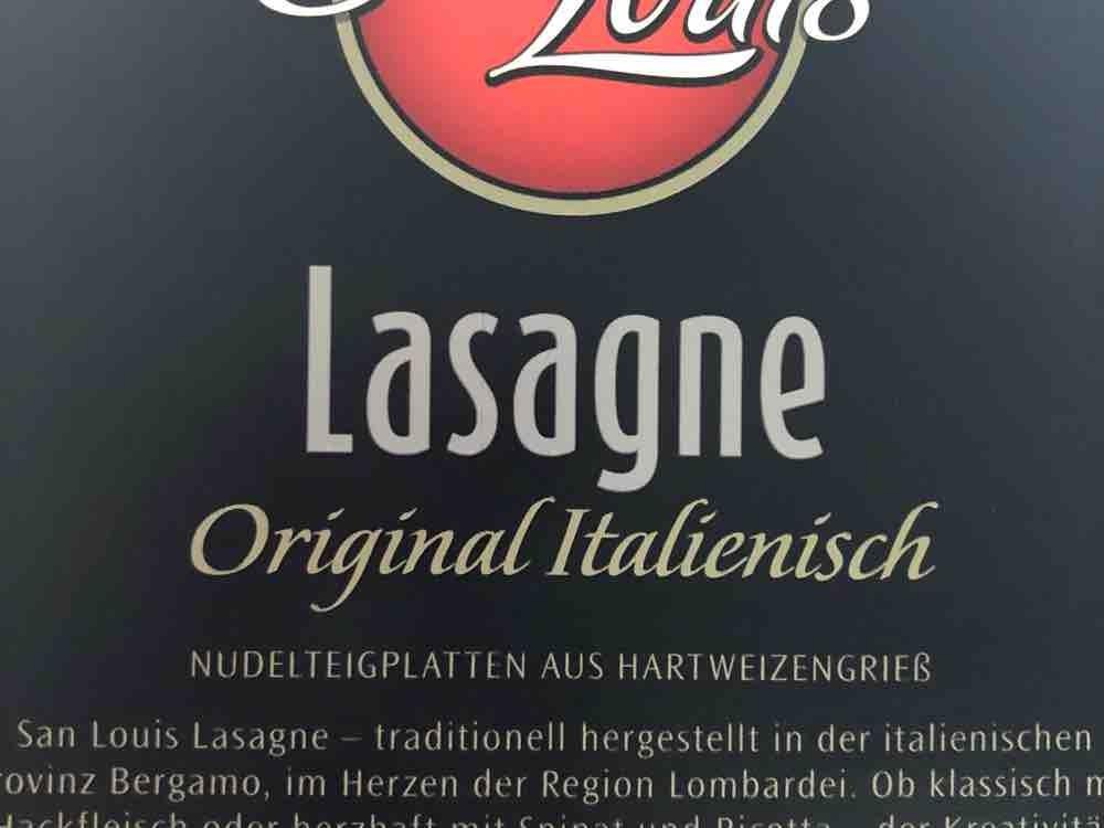 Lasagne Platten, Klassisch von Annette72 | Hochgeladen von: Annette72