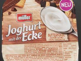 Joghurt mit der Ecke, Butterkes mit Joghurt Sahne-Creme Gesc   Hochgeladen von: Makra24