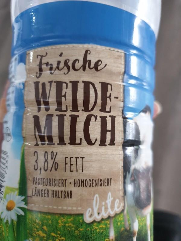 Frische Weidemilch 3,8% Fett von Cowgirl87 | Hochgeladen von: Cowgirl87
