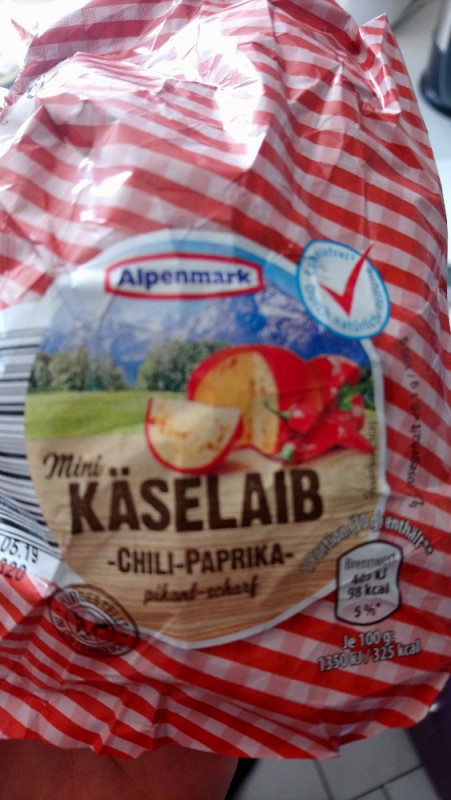 Mini Käselaib, Chili-Paprikas von EierwirbrauchenEier   Hochgeladen von: EierwirbrauchenEier