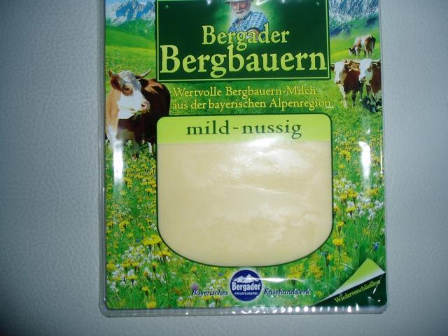 Bergader Bergbauern,mild-nussig, mild-nussig | Hochgeladen von: Juvel5