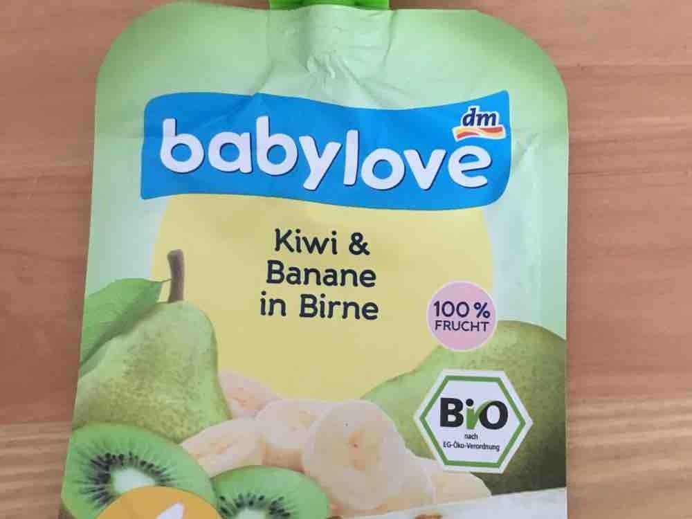Kiwi & Banane in Birne von CKEffa   Hochgeladen von: CKEffa