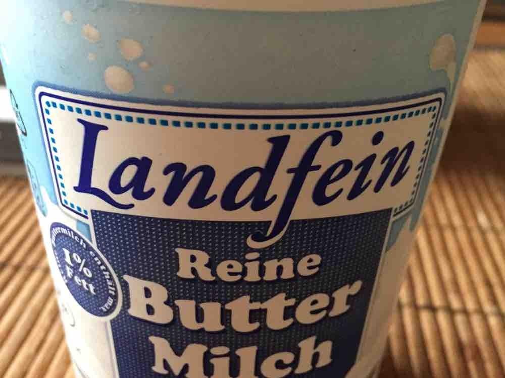 Reine Buttermilch, max 1% Fett von dizoe | Hochgeladen von: dizoe