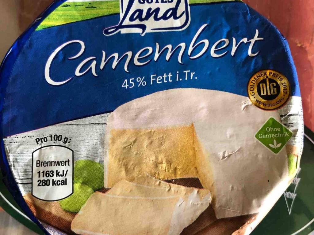 Camembert, 45% Fett i. Tr. von Maya2010 | Hochgeladen von: Maya2010