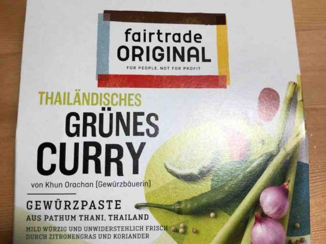 Thailändisches Grünes Curry, Gewürzpaste von anit0r   Hochgeladen von: anit0r
