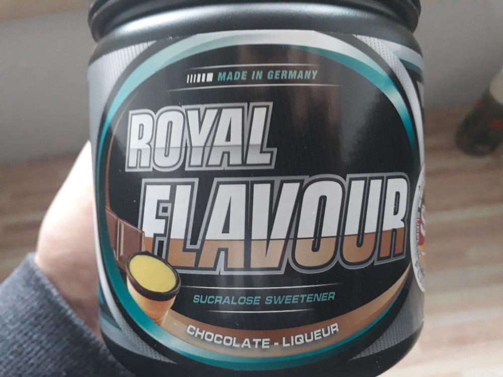 Royal Flavour , Chocolate Liqueur von logga80 | Hochgeladen von: logga80