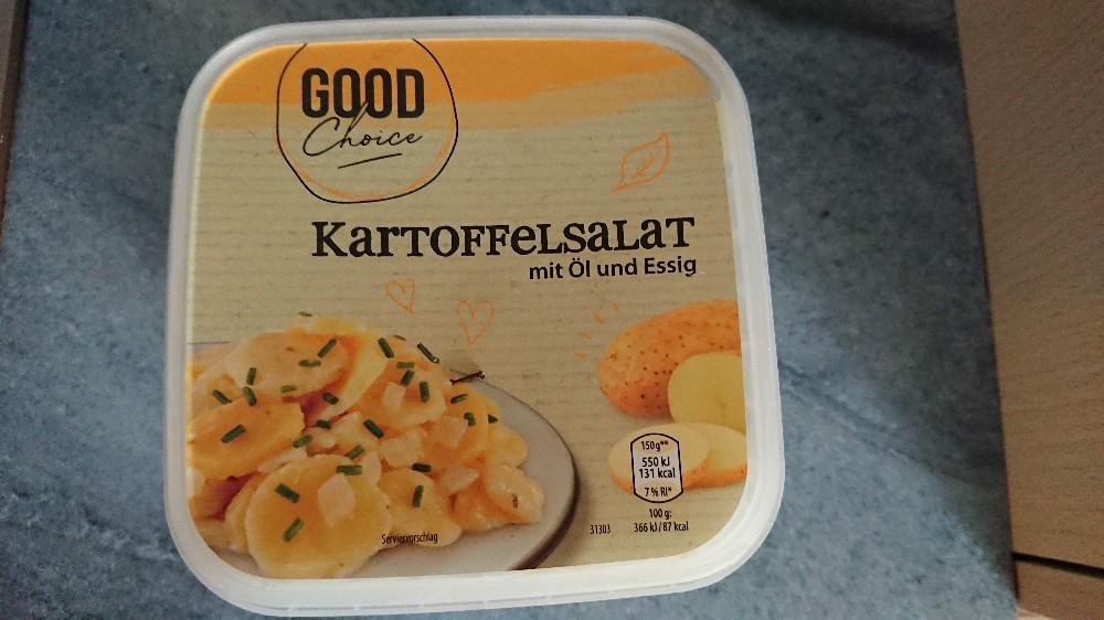Kartoffelsalat mit Öl und Essig von WeissA | Hochgeladen von: WeissA