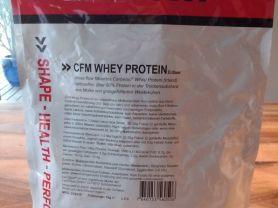 CFM Whey Protein Erdbeer | Hochgeladen von: mailanesl989