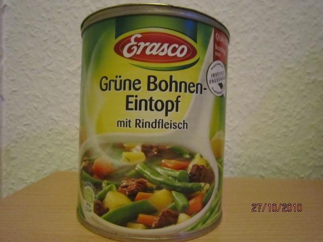 Grüne Bohnen-Eintopf, Grüne Bohnen | Hochgeladen von: Fritzmeister