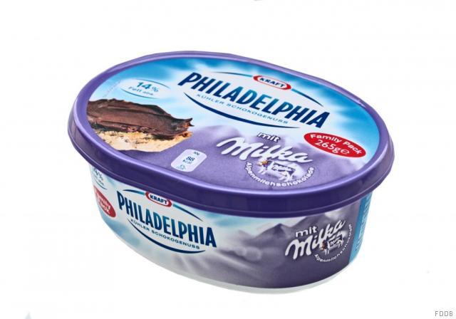 Philadelphia, mit Milka   Hochgeladen von: JuliFisch